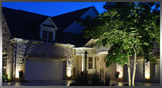 Business Outdoor Lighting